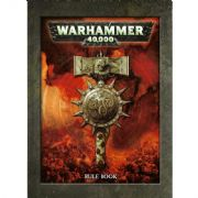 Warhammer 40,000 condensed rulebook 2008 5th edition